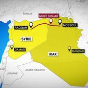 Les Kurdes irakiens à l'assaut de la ville stratégique de Sinjar