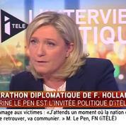 Marine Le Pen : « Il faut considérer la Syrie comme un allié »