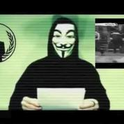 Anonymous s'engage à «traquer» Daech