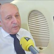 Laurent Fabius : «Le terrorisme frappe internationalement»