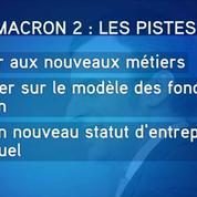 Projet de loi Noé : les nouvelles orientations économiques de Macron