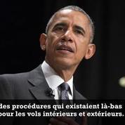Sinaï: Obama évoque la «possibilité» d'une bombe à bord