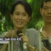 En Birmanie, le retour en grâce d'Aung San Suu Kyi