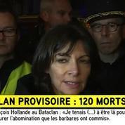 Hidalgo : «Paris est là, debout»