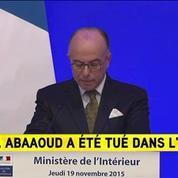 Cazeneuve: Abdelhamid Abaaoud a joué un rôle déterminant dans les attentats de Paris