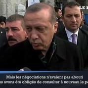 Erdogan : «Le peuple a choisi la stabilité»
