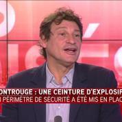 Une ceinture d'explosifs retrouvée à Montrouge