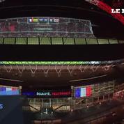 Le stade de Wembley entonne la Marseillaise