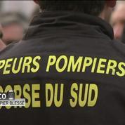 Ajaccio : «Il aurait pu y avoir des morts» raconte un pompier agressé