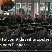 Une fusée parvient à revenir sur Terre après son vol, une première