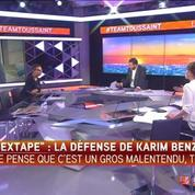 Sylvain Cormier : la vérité crue c'est que Karim a présenté son aide à Mathieu