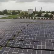 En Inde, le premier aéroport au monde fonctionnant au tout-solaire