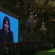 COP21 : François Hollande inaugure le Sommet des élus locaux pour le climat
