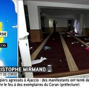 «Des évènements inqualifiables et inacceptables» déclare le préfet de Corse