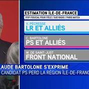 Claude Bartolone rend son mandat de président de l'Assemblée nationale