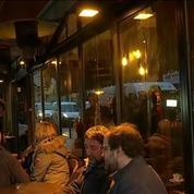 Visé par les attentats, le café La bonne bière a rouvert ce vendredi