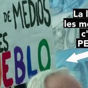 L'Argentine divisée: manifestations cotnre le tournant libéral