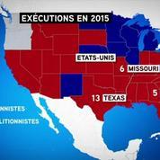 USA : Le nombre d'exécutions au plus bas depuis un quart de siècle