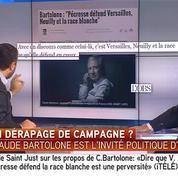 Claude Bartolone : « Je n'enlève aucun des mots prononcés à l'égard de Valérie Pécresse »