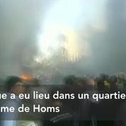 Homs : 16 morts dans un attentat-suicide revendiqué par l'Etat Islamique