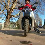 COP21 : du robot au scooter, le Grand-Palais fourmille d'inventions