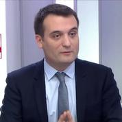 Philippot justifie les tweets de Marine Le Pen