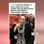 Latifa Ibn Ziaten huée à l'Assemblée nationale pendant un colloque sur la laïcité