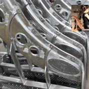 Steinway, visite des ateliers à Hambourg