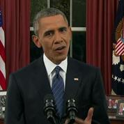 Etat Islamique et San Bernardino au coeur du discours d'Obama