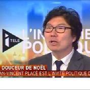 Jean-Vincent Placé dit «merci» à François Hollande