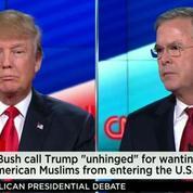USA: dernier débat à l'investiture républicaine, Trump toujours en tête des sondages