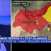 Wassim Nasr: La ville de Ramadi est importante stratégiquement et symboliquement