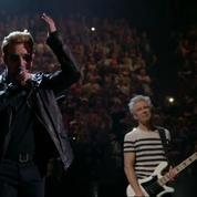 Le concert parisien de U2, symbole de résistance