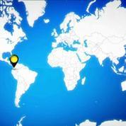 La Colombie localise un navire légendaire rempli d'or et de pierres