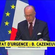 Benard Cazeneuve tient personnellement au contrôle des mesures d'exception