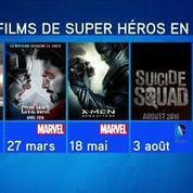 Les films américains attendus en 2016
