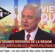 Valérie Pécresse termine sa campagne en chargeant Bartolone sur la fiscalité