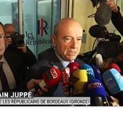 Alain Juppé ne veut pas de «bisbilles» entre les dirigeants Les Républicains