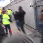 Violences chez Air France : cinq salariés comparaissent au tribunal