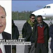 H. Marseille sur l'ex-otage d'Aqmi : Il est normal que vous posiez des questions