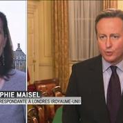 Frappes en Syrie : David Cameron devrait être suivi par son parlement