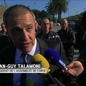 Ajaccio : Les nouveaux élus corses à l'épreuve des tensions