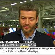 COP21 : Pour Jean-François Juillard,