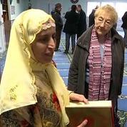 Un thé de la fraternité à la mosquée d'Arras