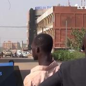 Ouagadougou : les images de l'hôtel au lendemain des attaques terroristes
