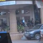 Les premières images des opérations à Ouagadougou