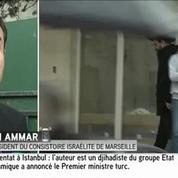 Marseille: le Consistoire israélite conseille à la communauté juive de ne pas porter la kippa