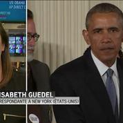 L'offensive de Barack Obama contre les armes à feu