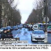 Homme abattu à Paris : «Des fils dépassaient de sa ceinture»