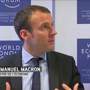 Propos sur les entrepreneurs : Emmanuel Macron s'explique